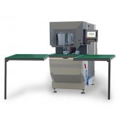 Masina de debavurat PVC cu CNC
