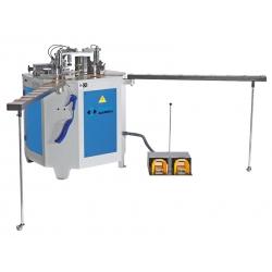 Masina de sertizat profile aluminiu automata