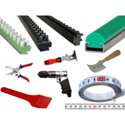 Accesorii pt ateliere tamplarie PVC