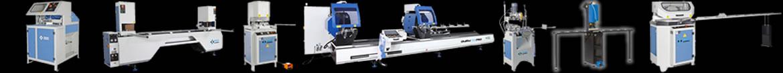 Utilaje pentru tâmplărie PVC de calitate, robuste și fiabile